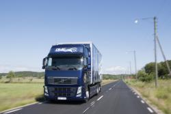 Volvo Trucks testeaza Bio DME
