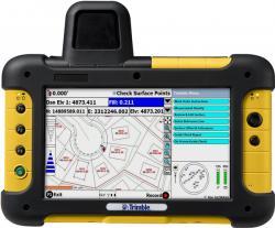 Trimble Tablet & SPS882 - tehnologia viitorului