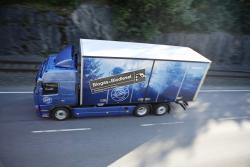 Volvo Trucks - primul producator care foloseste motoare diesel Euro 5 cu gaz
