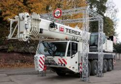 Prima aparitie pentru Terex AC100/4L