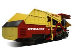Noul sistem modular Dynapac CM2500 Compactasphalt®