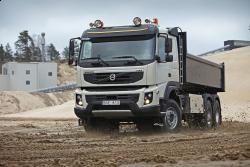 Super Volvo: FMX