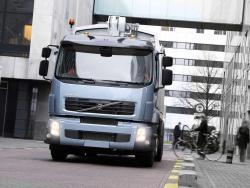 Premiera europeana- Volvo FE Hibrid