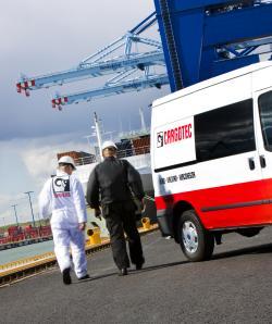 Cargotec în parteneriat cu Siemens Wind Power