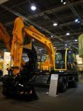Un nou excavator de 120 t de la Hyundai - R1200-9