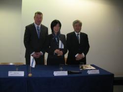 Noua echipa de conducere Komatsu Europe International n.v.
