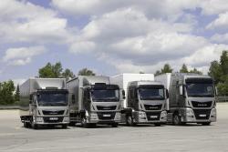 Noile camioane MAN TGS şi TGX cu Euro 6