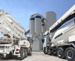 Liebherr a achiziţionat producătorul de pompe de beton Waitzinger