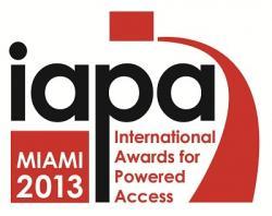 Industrial Access, nominalizata la premiile IAPA 2013