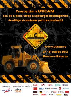 UTICAM 2013 – mai multe informatii din piata contructiilor