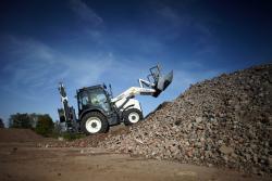 Terex va lansa noul buldoexcavator TLB890