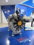 BAUMA 2013 – Perkins a lansat noi motoare