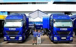 Iveco partener Yamaha Racing si Dorna Sports