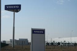 Volvo CE a deschis o noua fabrica in Rusia