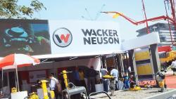 Pierderi pentru Wacker Neuson