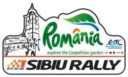 Masini si Utilaje la ERC Sibiu Rally 2013