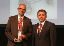"""Sistemul hidraulic hibrid Bosch desemnat """"Motorul anului"""""""