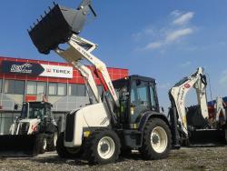 TEREX TLB 840 si TLB 890 - Noua generatie de buldoexcavatoare