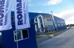 Rombat a lansat o noua capacitate de productie