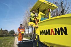 O noua achizitie a companiei Ammann