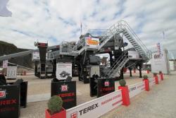 AggrescurbTM 150 prezentat in premiera la Hillhead 2014