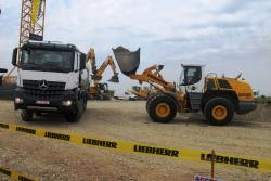 Simpozion Liebherr 2015 - Forta constructiva germana in actiune!