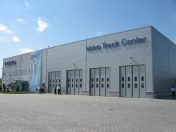 Un nou Volvo Truck Center în Braşov