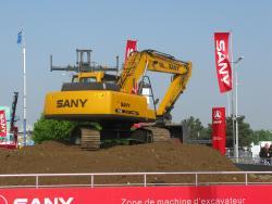 Sany deschide prima fabrică în Europa