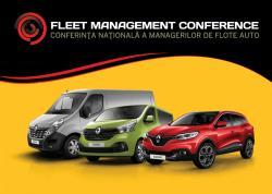 A patra editie a evenimentului Fleet Management Conference va avea loc pe 17 noiembrie