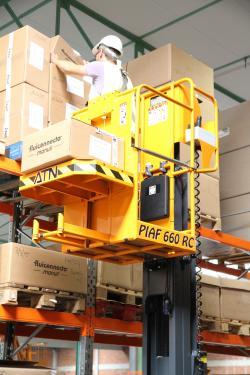 ATN Piaf 660 RC nacela verticala autopropulsata eficienta si compacta