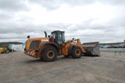 Utilajele Case Construction Equipment mentin costurile reduse si productivitatea crescuta pentru Impetus Waste Management