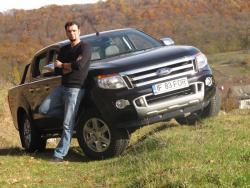 Ford Ranger - bun de pus la treaba