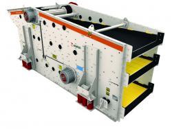 Ciurul orizontal METSO Premier ES303 stimuleaza productivitatea la o fabrica din Texas