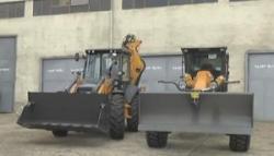 Titan Machinery livreaza la CJ Valcea