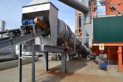 SMAVT-80 - statie de mixturi asfaltice produsa la Iasi