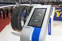 Goodyear prezinta anvelopa concept cu o tehnologie avansata de senzor pentru primele generatii de automobile autonome