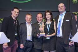Renault Trucks si Solvay castiga un premiu pentru inovatie datorita cercetatorilor din domeniul materialelor compozite