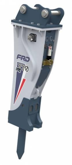 Furukawa Rock Drill si-a extins seria FXJ de ciocane hidraulice