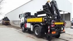 Un nou camion pe sine produs de Hiarom Invest