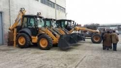 Titan Machinery livreaza trei utilaje CASE la Consiliul Judetean Valcea