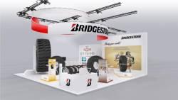 Bridgestone prezent la Bauma 2016 - O gama integrata de anvelope si produse industriale din cauciuc