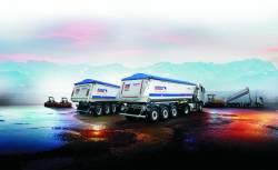 Basculantele S.KI Schmitz Cargobull - Gama completa: De la Heavy-Duty la Extra-Light