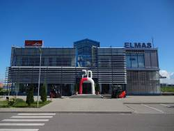20 de ani de parteneriat Elmas - Linde Material Handling, in Romania