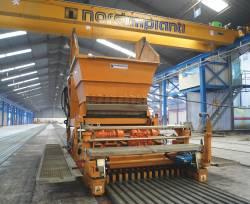 NORDIMPIANTI - producator de talie mondiala de linii de productie si masini pentru producerea de elemente din beton precomprimat