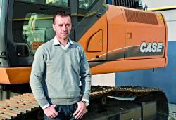 Cu motoarele turate la maxim! Manfred Spendier - Country Manager Titan Machinery Romania