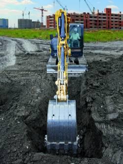 Excavator YANMAR - B7 Sigma-6