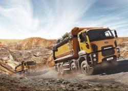 Ford Trucks: un nume nou pe o piata locala in crestere
