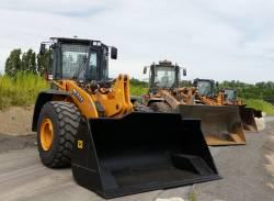 Incarcatoarele frontale pe pneuri CASE vor fi folosite pentru instalatiile de gestionare a deseurilor Imog