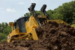 Buldozerul CAT® D8T, noi echipamente si sisteme performante