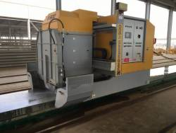 NORDIMPIANTI. Automatizarea productiei de elemente prefabricate din beton